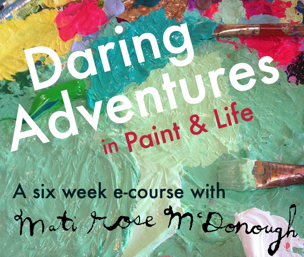 Daring adventures in paint_no date